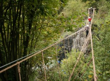 challenge course Ardennes