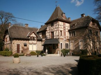Chateau in de Ardennen