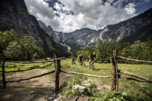 Mountainbiken Socavallei